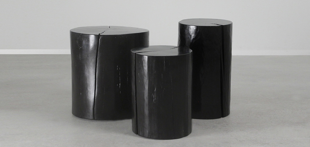 Lacquered Log Tables