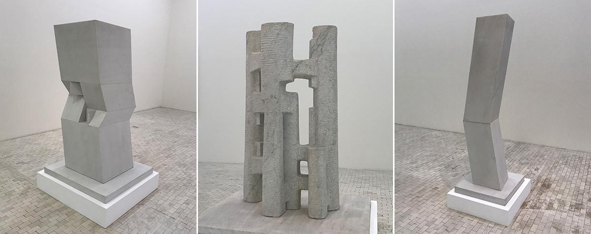 Sergio De Camargo Sculptures