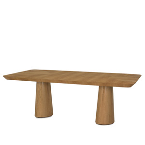 Ingrid Dining Table 84 x 44 x 29 H inches Wood Veneer
