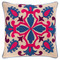 Kavhi Throw Pillow - KHV-003 18 x 18 inches Cotton