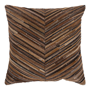 Cody Hide Pillow - ZND-005 20 x 20 inches Hair-on Cowhide