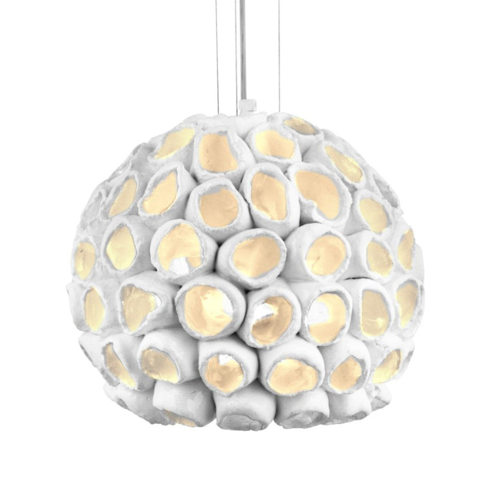 Reef Round Pendant Lamp 12 diameter inches or 16 diameter inches