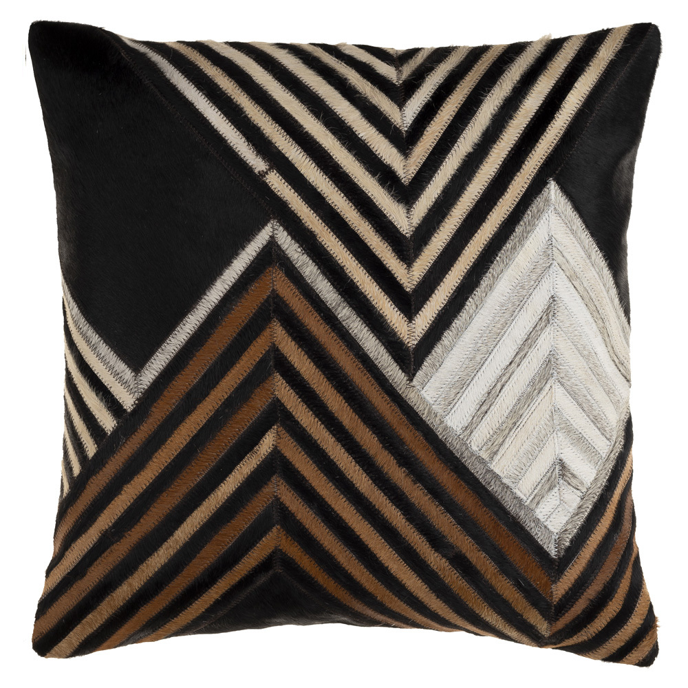 Nashville Pillow = NHV-001 20 x 20 inches Hair-on Cowhide
