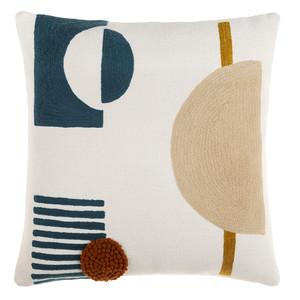 Marius Pillow - MVE-002 18 x 18 inches Cotton
