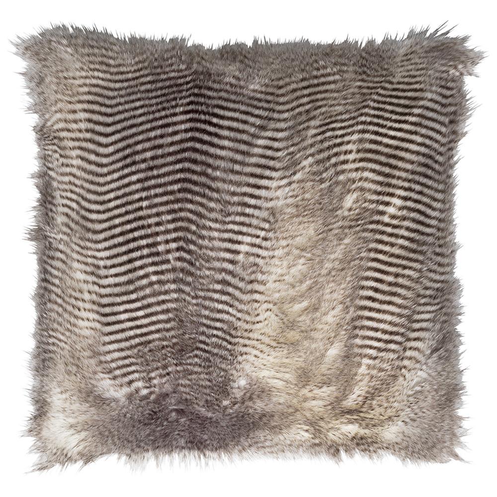 Búho Faux Owl Pillow - OWL-001 20 x 20 inches Acrylic