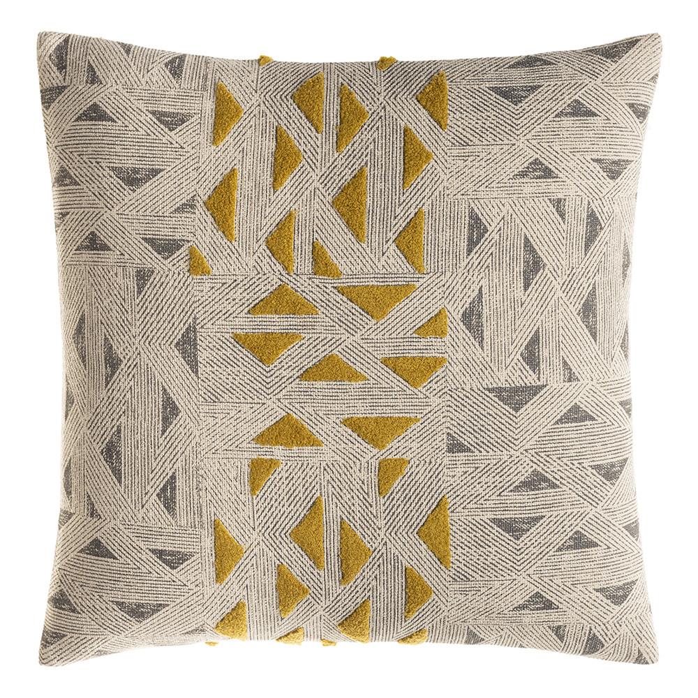 Kumasi Pillow - NON-001 18x18  inches Cotton