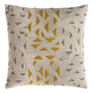Kumasi Pillow - NON-001 18x18  inches Cotton