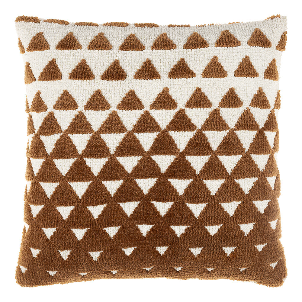 Tringale Pillow - KBL-001 18x18 inches Acrylic