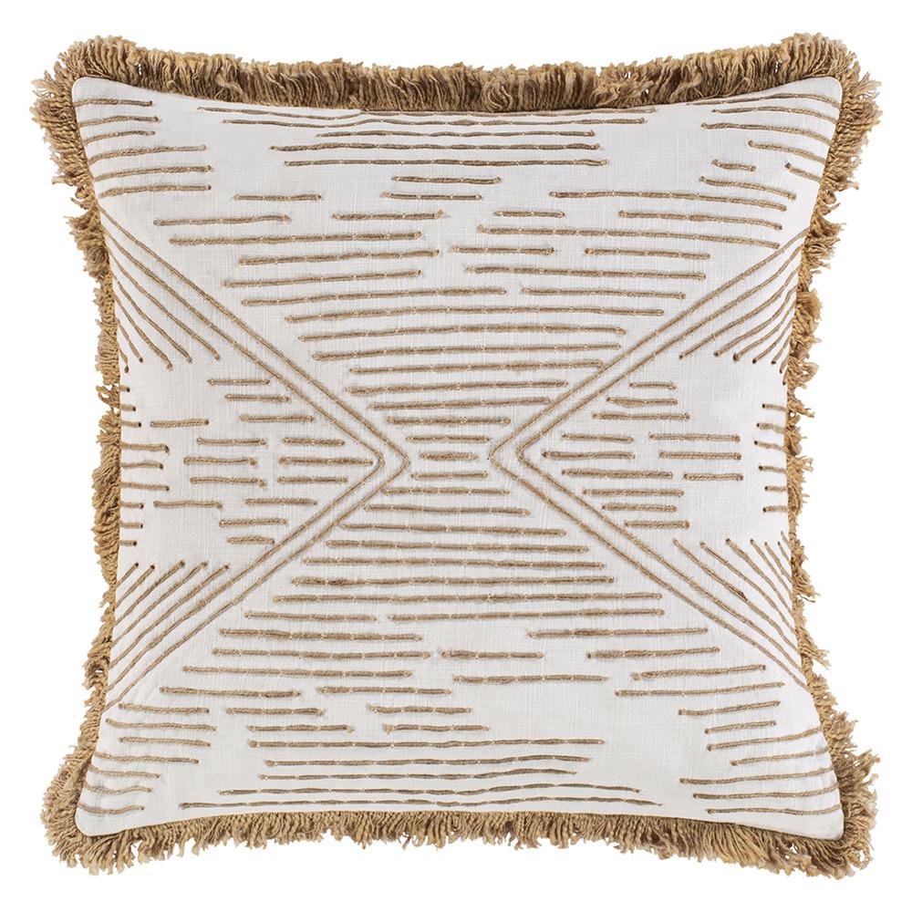 Jahari Pillow - JHI-001 18 x 18 inches Cotton