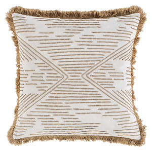 Jahari Pillow - JHI-001 18 x 18 inches Cotton