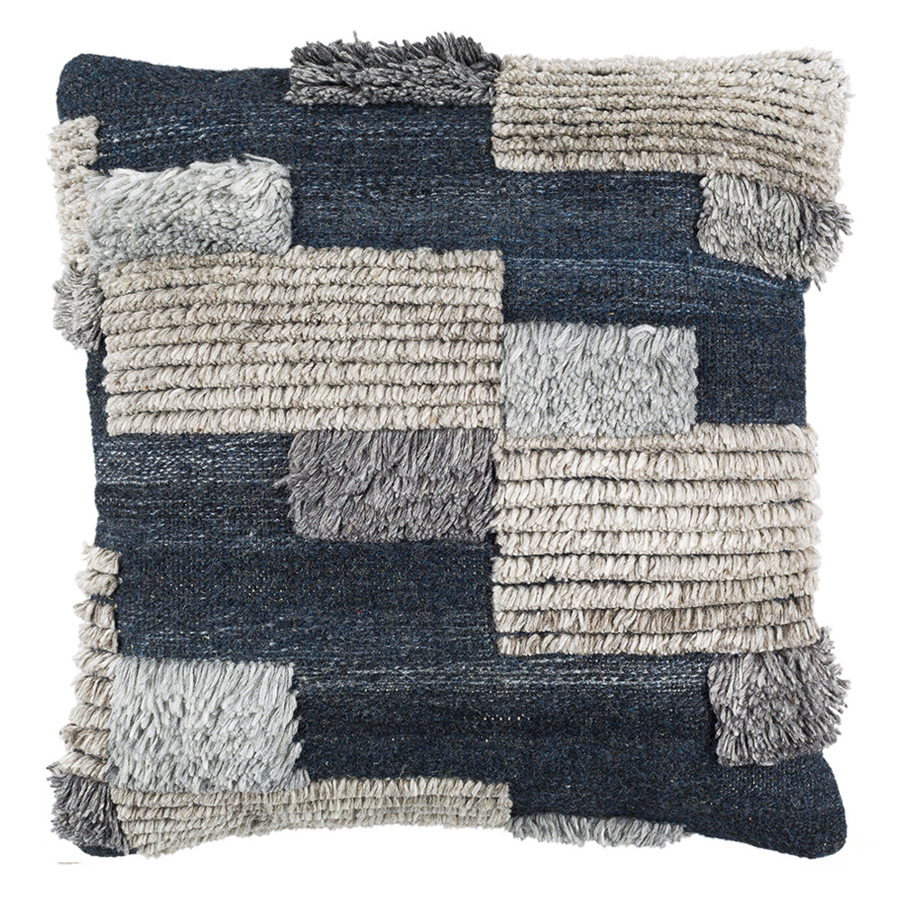Baracoa Pillow - BAA-003 18 x 18 or 20 x 20 or 22 x 22 inches Cotton