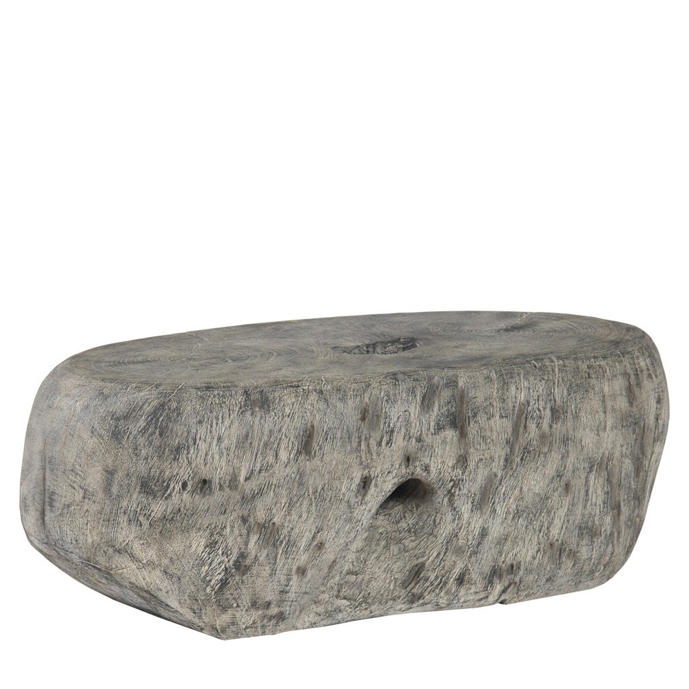 Ebro Faux Stone Cocktail Table -  PH102848 42 x 19 x 16 H inches Resin
