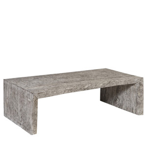 Alki Cocktail Table - TH101896 54 x 29 x 17 H Inches Chamcha Wood