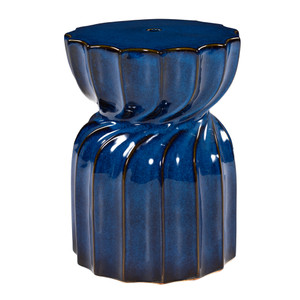 Olexia Garden Stool - AAX-001 13 dia  x 18 H inches Ceramic
