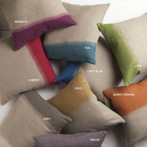 Linen Dip Pillows