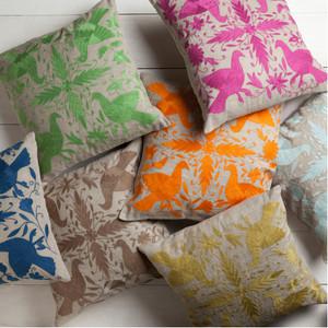 Songbird Pillow - LD-020 8 x 18 inches