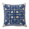 Corfu Pillow - LD-002 18 x 18 inches Linen Style E