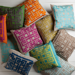 Corfu Pillows