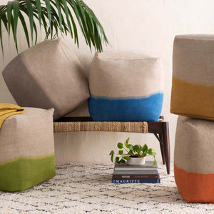 Once Dipped Poufs - SLPH-004