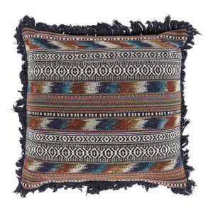Boho Chic Wanderlust Pillow - MR-006 20 x 20 inches Polyester