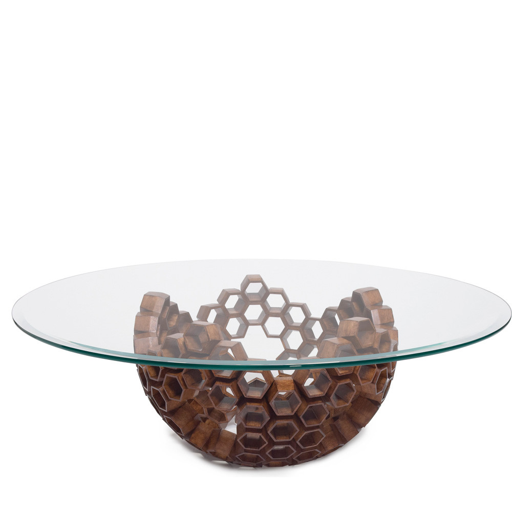 Modern Italian Cocktail Table Pfeifer Studio