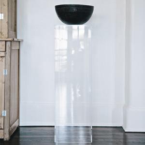 Aery Acrylic Cube 12 x 12 x 32 H inches