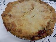 Double Crust Cherry Pie