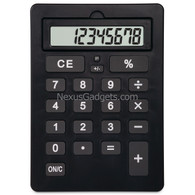 Livo Very Big Calculator, Black