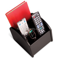 Ges TV Remote Control Caddy, Brown