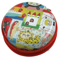 Ecoute Red Coin Purse 6106