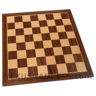 "Carthage 11"" Chess Board - BOARD ONLY"