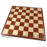 Parna 17 Inch Chess Board, BOARD ONLY