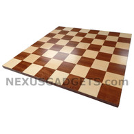 "Zoric 18"" Borderless Tournament Chess Board - BOARD ONLY"