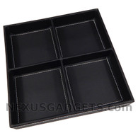 Krin Valet Tray in Vinyl - Four Square