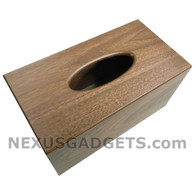 Quar Deluxe Tissue Box Holder