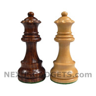 Extra Queens Only for Maie Chess Pieces with 3.5 Inch King, PIECES ONLY, Made in India