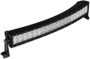 "20"" Double Row Curved CREE LED Light Bar - RZR, RZR XP 1000, Maverick, Commander, Wildcat"