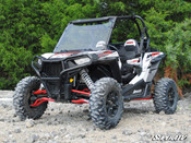 Polaris RZR 1000 / RZR 900 Scratch Resistant Full Windshield