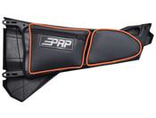 RZR XP 1000 / RZR 900 Stock Door Bag with Knee Pad - Installed