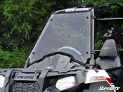 Polaris Sportsman ACE Scratch Resistant Full Windshield - 1