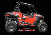 Factory UTV Polaris RZR-S 900  /  RZR XP 1000 Door Inserts