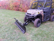 "Polaris Ranger XP 900 and Full Size Ranger 570 72"" Snow Plow"
