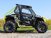 "Polaris RZR S 900 3"" Lift Kit  Side View"