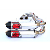 RZR XP 1000 / XP 4 1000 EXO Series Dual Full System Exhaust
