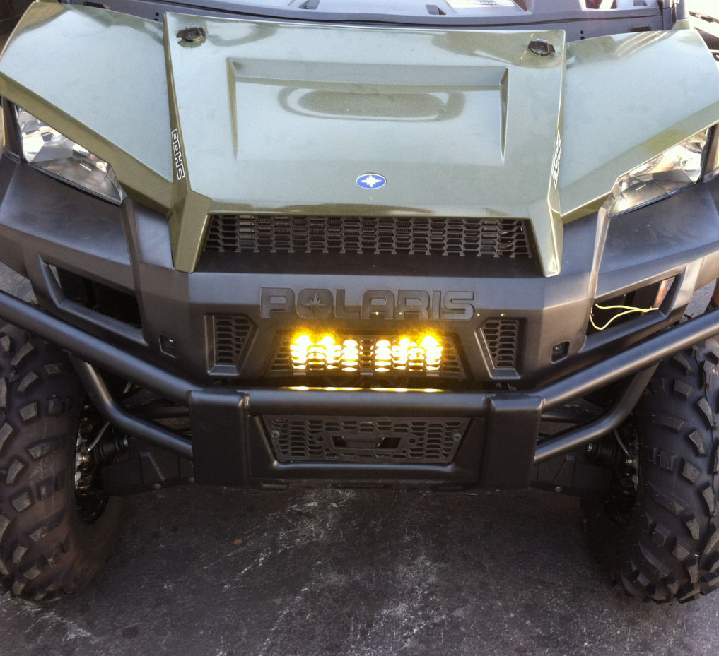 Wiring Harness Switch Atv Fuego Baja Designs