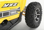 Yamaha YXZ1000R STI Roctane XD Tire and STI HD6 Wheel Package