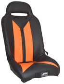 PRP Yamaha YXZ1000R RS Suspension Seat - Yamaha Orange and Black