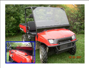 EMP 2005- 2008 Polaris Ranger Full Windshield