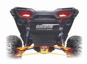 RZR XP 1000 / XP 4 1000 Gibson Dual Slip On Exhaust