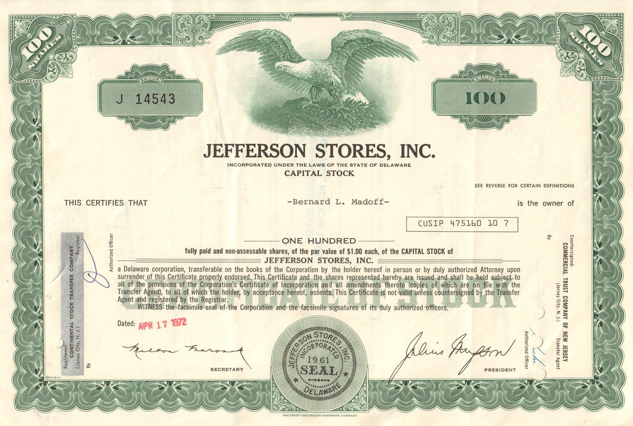 Bernard l madoff investment securities llc in 1960 the average promedica investments